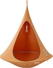 Подвесное кресло-качель Cacoon Single Оранжевое (SM003_Single) от Rozetka