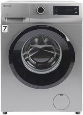 Акция на Стиральная машина полногабаритная TOSHIBA TW-J80S2UA silver от Rozetka