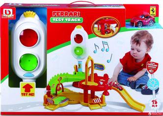 Игровой набор Bb Junior Ferrari Test Track (16-88801) от Rozetka