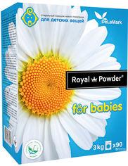 Акция на Концентрированный бесфосфатный стиральный порошок Delamark Baby 3 кг (4820152330338) от Rozetka