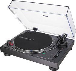 Акция на Audio-Technica AT-LP120X USB Black (AT-LP120XUSBBK) от Rozetka