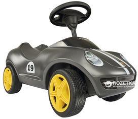 Автомобиль-каталка Big Стильное Porsche Черный с защитными насадками для обуви (56346) от Rozetka