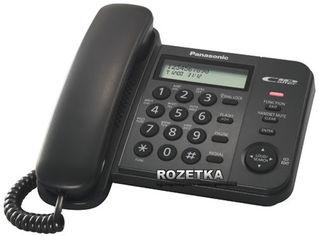 Panasonic KX-TS2356UAB Black от Rozetka