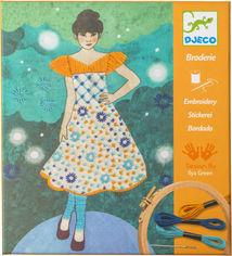 Художественный комплект Djeco вышивка Вечерняя мода (DJ09842) (3070900098428) от Rozetka