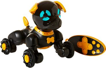 Маленький щенок WowWee Чип Черный (W2804/3819) от Rozetka