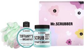 Акция на Подарочный набор Mr.Scrubber Tiffany's Breakfast 275 мл + 300 г (4820200379975) от Rozetka