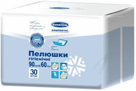 Акция на Пеленки гигиенические Білосніжка Компактные 90х60 см 30 шт (4820180243105) от Rozetka