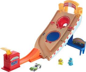 """Игровой набор Hot Wheels Карнавал из мультфильма """"История игрушек 4"""" (GCP24) от Rozetka"""