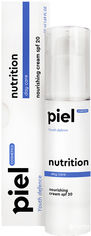Акция на Дневной питательный крем Piel Youth Defence Silver Cream Nutrition SPF 20 50 мл (4820187880129) от Rozetka