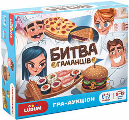 Настольная игра Ludum Битва кошельков украинский язык (LG2046-60) от Rozetka