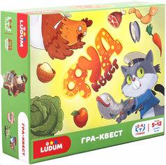 Акция на Настольная игра Ludum Фуд-квест украинский язык (LG2047-61) от Rozetka