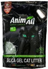 Акция на Наполнитель для кошачьего туалета AnimAll Зеленый изумруд Силикагелевый впитывающий 4.4 кг (10.5 л) (2000981037987) от Rozetka