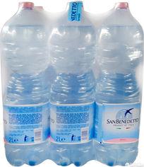 Упаковка минеральной негазированной воды San Benedetto 2 л х 6 бутылок (8001620002278) от Rozetka