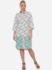Платье VLAVI 1187260 Сати 52 Белое от Rozetka