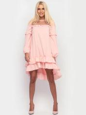 Платье Santali 3906 L Персиковое (7000000002767) от Rozetka