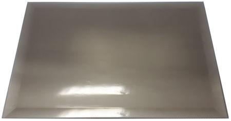 Акция на Зеркальная плитка UMT 400х500 мм фацет 15 мм бронза (ПФБ 400-500) от Rozetka