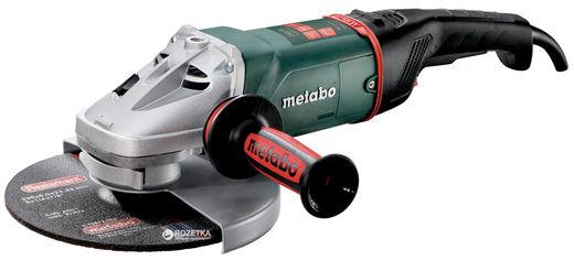 Акция на Угловая шлифмашина Metabo WE 24-230 MVT (606469000) от Rozetka