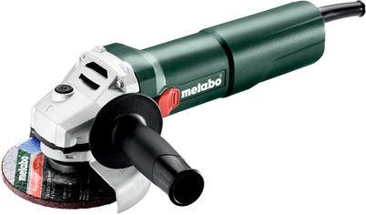 Акция на Угловая шлифмашина Metabo W 1100-125 (603614010) от Rozetka