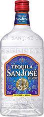 Акция на Текила San Jose Silver 0.7 л 35% (3107872600394) от Rozetka