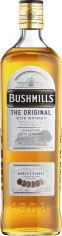 Акция на Виски Bushmills Original 6 лет выдержки 0.7 л 40% (5010103917087_5055966800022) от Rozetka