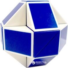 Головоломка Rubiks Змейка Бело-голубая (RBL808-1) от Rozetka
