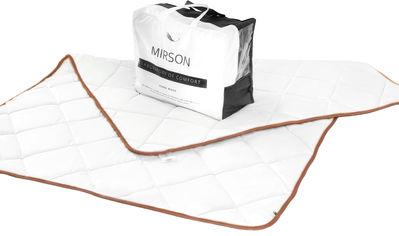 Акция на Одеяло шерстяное MirSon 054 деми 140x205 см (2200000004994) от Rozetka
