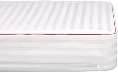 Акция на Наматрасник MirSon DeLuxe Cotton 4090 70x190 см (2200000384645) от Rozetka