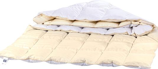 Акция на Одеяло пуховое MirSon Carmela 035 зима 110x140 см (2200000000057) от Rozetka