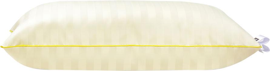 Акция на Подушка бамбуковая MirSon Hand Made Carmela 938 высокая 60x60 (2200000557421) от Rozetka