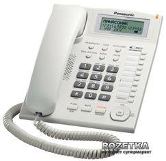 Акция на Panasonic KX-TS2388UAW White от Rozetka