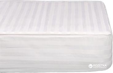 Акция на Наматрасник MirSon Royal Pearl Woollen 442 200x200 см (2200000013149) от Rozetka