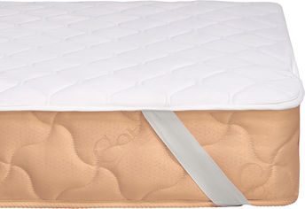 Акция на Наматрасник хлопковый MirSon Стандарт Cotton 260 100x200 (2200000374301) от Rozetka