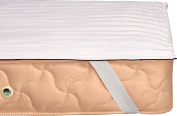 Акция на Наматрасник шерстянной MirSon Royal Pearl Woollen 247/3 80x200 (2200000337177) от Rozetka