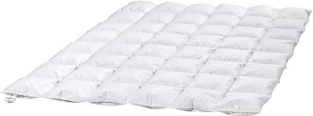Акция на Одеяло пуховое MirSon Luxury Exclusive 078 легкое 155x215 см (2200000013682) от Rozetka