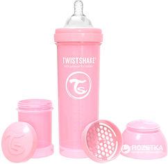 Бутылочка для кормления антиколиковая Twistshake с силиконовой соской 330 мл (7350083122612) от Rozetka