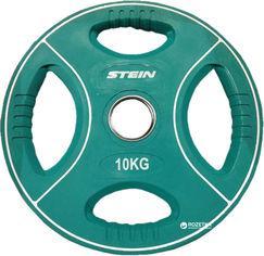 Диск Stein TPU Color Plate 10 кг (DB6092-10) от Rozetka