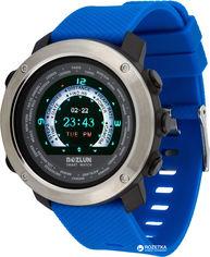 Акция на Смарт-часы Atrix Bozlun X30 GPS Track Steel-Blue (ABX30stlbl) от Rozetka