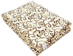 Одеяло шерстяное MirSon Standard Hand Made 163 зима 110x140 см (2200000460066) от Rozetka