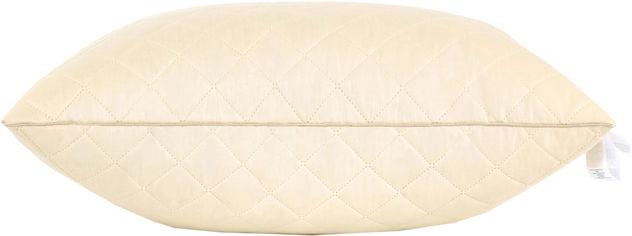 Акция на Подушка антиаллергенная MirSon Carmela Eco-Soft 486 средняя 50х70 см (2200000625014) от Rozetka