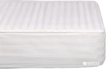 Акция на Наматрасник антиаллергенный MirSon Royal Pearl Waterproof Eco 233/3 80x160 (2200000370099) от Rozetka