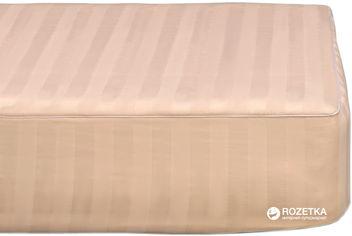 Акция на Наматрасник хлопковый MirSon Carmela Waterproof Cotton Aloe Vera 274/2 140x190 (2200000380111) от Rozetka