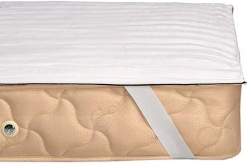 Акция на Наматрасник MirSon Royal Pearl Woollen 415 60х120 см (2200000068538) от Rozetka