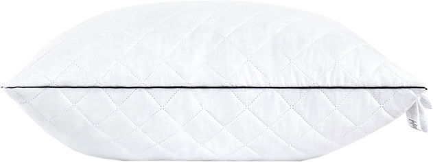 Акция на Подушка антиаллергенная MirSon Royal Pearl Thinsulat 136 упругая 40x60 см (2200000137159) от Rozetka