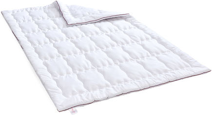 Одеяло Антиаллергенное MirSon DeLuxe Eco-Soft Hand Made 818 Деми 140x205 см (2200000621351) от Rozetka