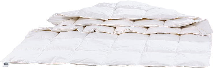 Акция на Одеяло антиаллергенное MirSon Luxury Exclusive Eco-Soft 887 деми 200x220 см (2200000621924) от Rozetka