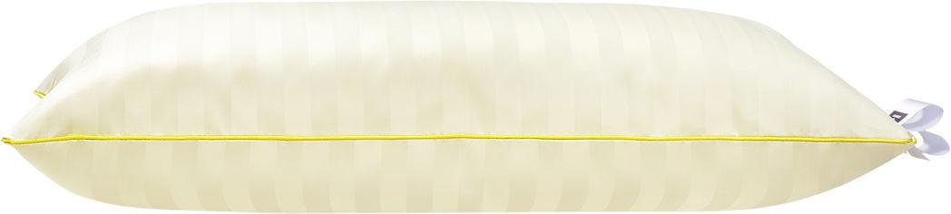 Акция на Подушка шерстяная MirSon Hand Made Carmela Premium шерсть 925 средняя 60x60 (2200000556974) от Rozetka