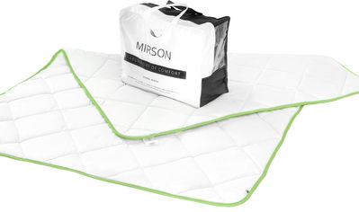 Акция на Одеяло антиаллергенное MirSon Тенсель (Modal) 0360 деми 200х220 см (2200000015525) от Rozetka