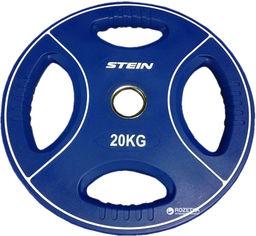 Диск Stein TPU Color Plate 20 кг (DB6092-20) от Rozetka