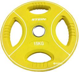 Диск Stein TPU Color Plate 15 кг (DB6092-15) от Rozetka