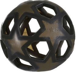 Прорезыватель Hevea Star Ball из натурального каучука Черный (5710087643100) от Rozetka